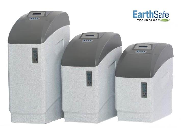"""IQ SOFT: la nuova gamma di addolcitori idrodomestici con """"Earth Safe Technology"""""""