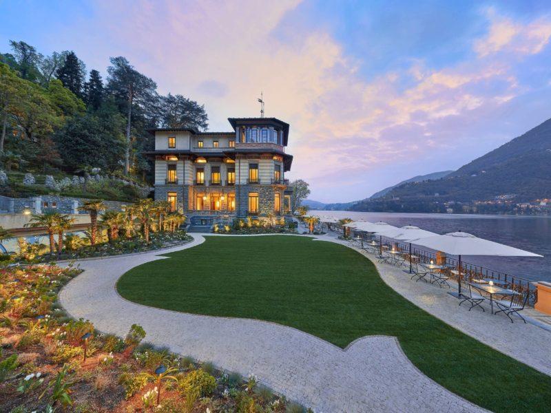 Il nostro progetto di manutenzione impianti per la prestigiosa residenza (ora resort) di Giuditta Pasta